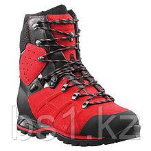 Ботинки HAIX Protector Ultra Signal Red.
