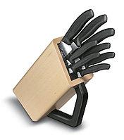 Набор столовых ножей VICTORINOX CUTLERY BLOCK #6.7173.8