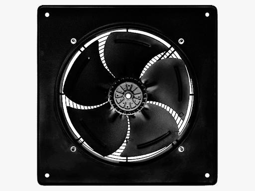 Вентилятор осевой настенный ВО-6D - фото 1