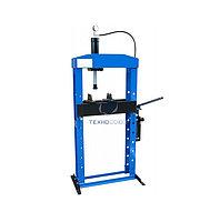 Пресс гидравлический ручной, 25т OMA 655B (Werther PR25/PM)