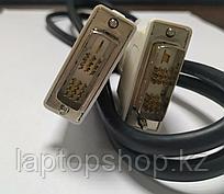Интерфейсный кабель DVI-DVI video cable  18+1 DVI-D (Single Link)