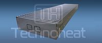 Конвекторы серии КВВЗ-НС с подачей воздуха от приточной вентиляции сбоку