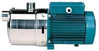 Горизонтальный многоступенчатый насосный агрегат из нержавеющей стали Calpeda MXH 3202