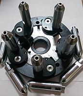 Комплект для крепления колёс с обратным монтажом. Для Monty Quadriga 1/GP