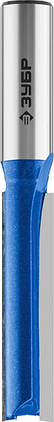 """Фреза пазовая прямая, удлиненная, ЗУБР 12 x 51 мм, хвостовик 12 мм, серия """"Профессионал"""" (28754-12-51), фото 2"""
