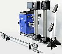 V 7204 HT MR Мобильный стенд сход развал 3D для грузовых автомобилей