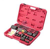 Приспособление для снятия/установки сайлент-блоков (МERCEDES,BMW) с гидравлич. приводом комплект JTC