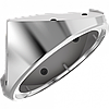 AXIS Q8414-LVS BACK CHASSIS METAL