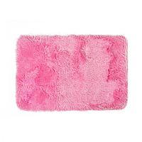 Коврик Аквалиния мех розовый 60*90 РР1508 (4630053667446), фото 1