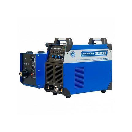 Полуавтомат сварочный инверторный AuroraPRO ULTIMATE 350 с закрытым подающим механизмом (MIG/MAG+MMA), фото 2
