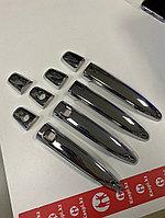 Хром накладка на ручки на Lexus RX 1998-2003