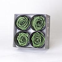 Роза Премиум (зеленый чай); 4 бутона