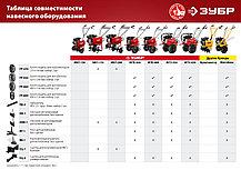 Сцепка для мотоблоков ЗУБР универсальная (СЦ-2), фото 3