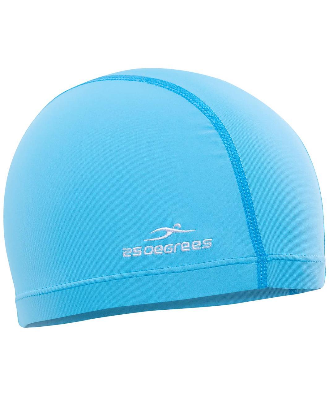 Шапочка для плавания Essence Light Blue, полиамид, детская 25Degrees
