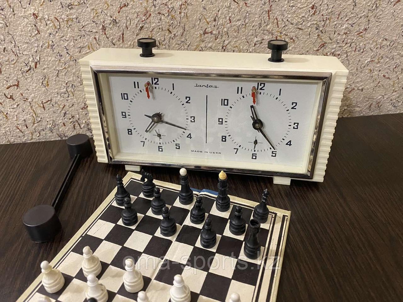 Шахматы. Часы полсчета времени механические JWN-534