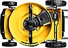 Газонокосилка бензиновая, STEHER 4.4 кВт, 6.5 л.с., 510 мм, самоходная (GLM-510p), фото 2