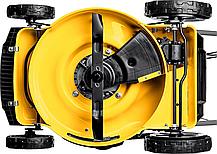 Газонокосилка бензиновая, STEHER 2.9 кВт, 4.5 л.с., 460 мм, самоходная (GLM-460p), фото 3