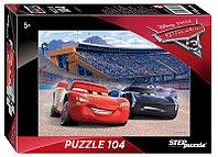 """Мозаика """"puzzle"""" 104 """"Тачки - 3"""" (Disney)"""