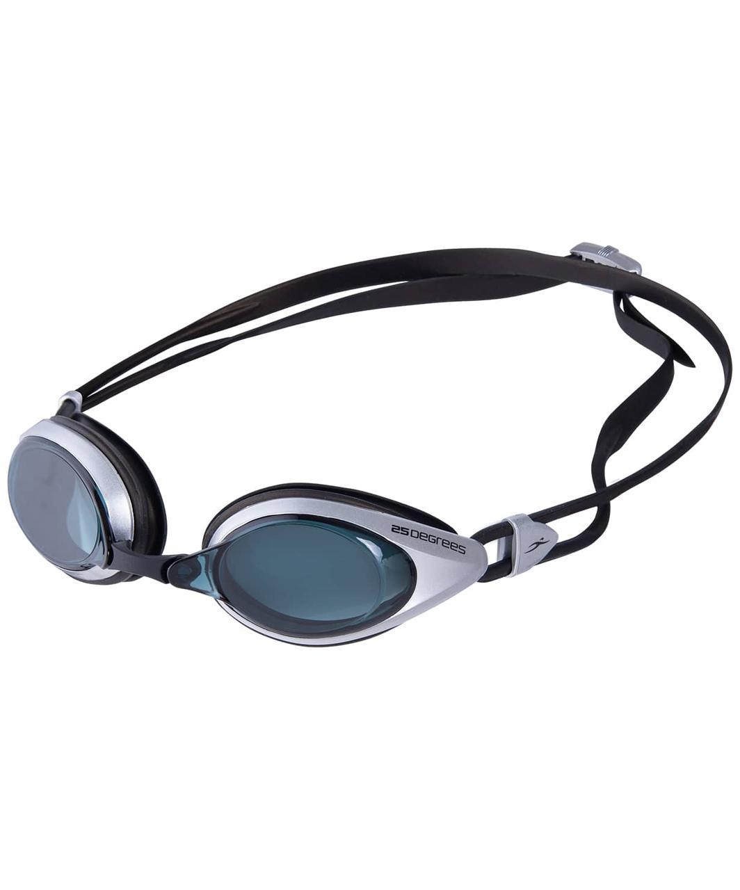 Очки для плавания Pulso White/Black 25Degrees