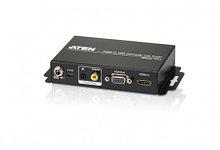 ATEN VC812 – Конвертер интерфейса HDMI-VGA, поддержка звука и масштабирования