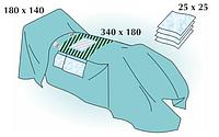 Комплект стерильный операционный одноразовый для полостных операций