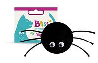 Игрушка Bliss с кошачьей мятой Паучок