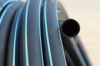 Труба полиэтиленовая ПЭ 100 СДР 21, 180х8,6 мм