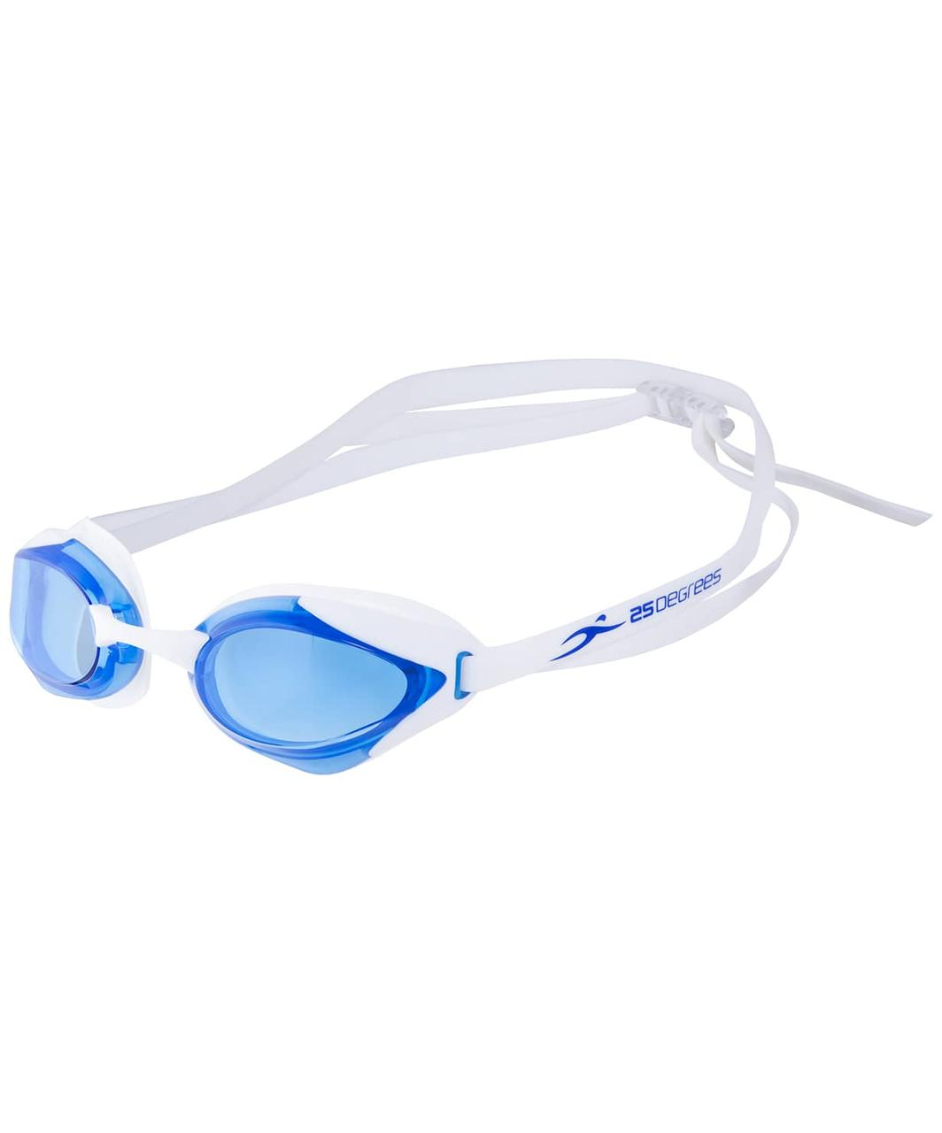 Очки для плавания Infase White 25Degrees