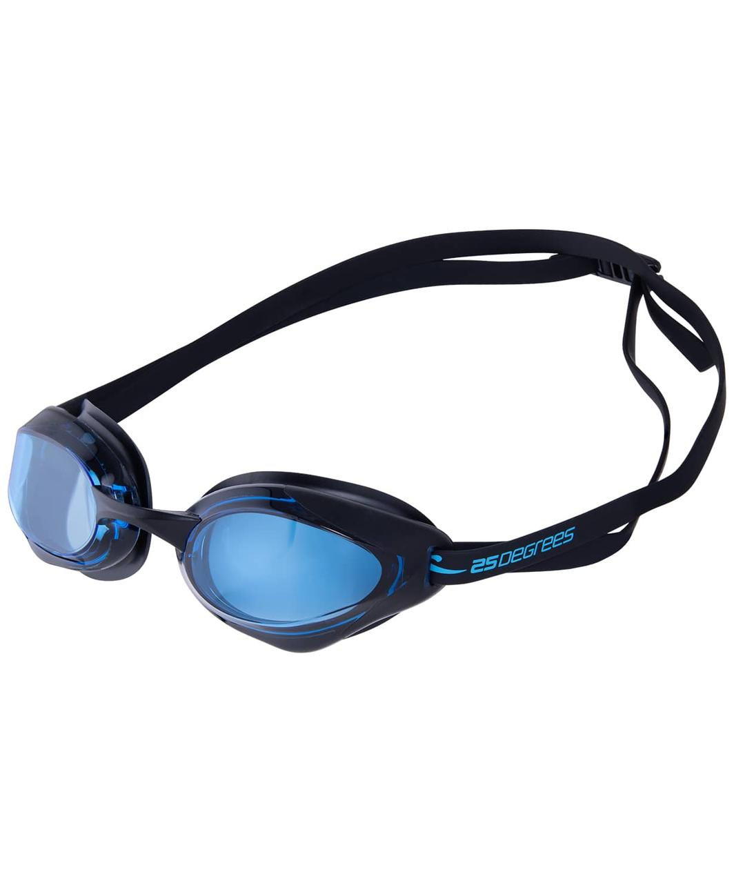 Очки для плавания Infase Black 25Degrees