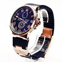 Элитные Часы Ulysse Nardin + портмоне Devi's в подарок