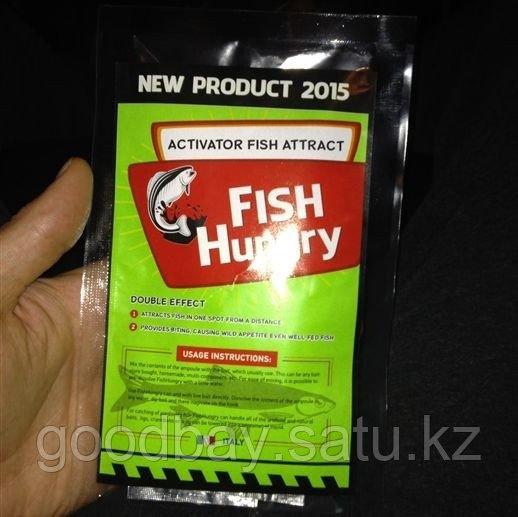 FishHungry - активатор клева «Голодная рыба» - фото 2