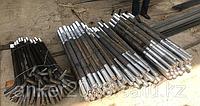 Закладной фундаментный г-образный анкерный болт фундаментный вес-2,45 кг, диаметр 0.25 см, длина 87 см.