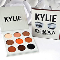 Палитра теней Kylie Kyshadow The Bronze Palette
