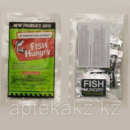 FishHungry (Фиш Хангри) активатор клева - фото 3