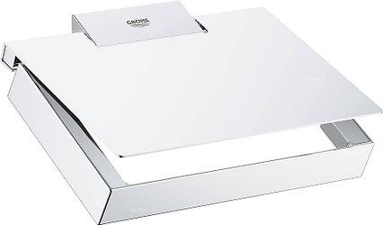 Держатель туалетной бумаги Grohe Selection Cube (40781000)