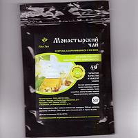 Монастырский чай от никотиновой зависимости (травяной сбор)