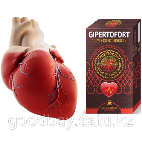 Напиток Гипертофорт средство от гипертонии - фото 5