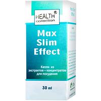 Max Slim Effect капли для похудения