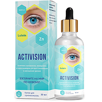 Комплекс Activision для восстановления зрения