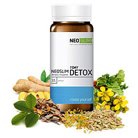 Капсулы для похудения NeoSlim 7 Day Detox