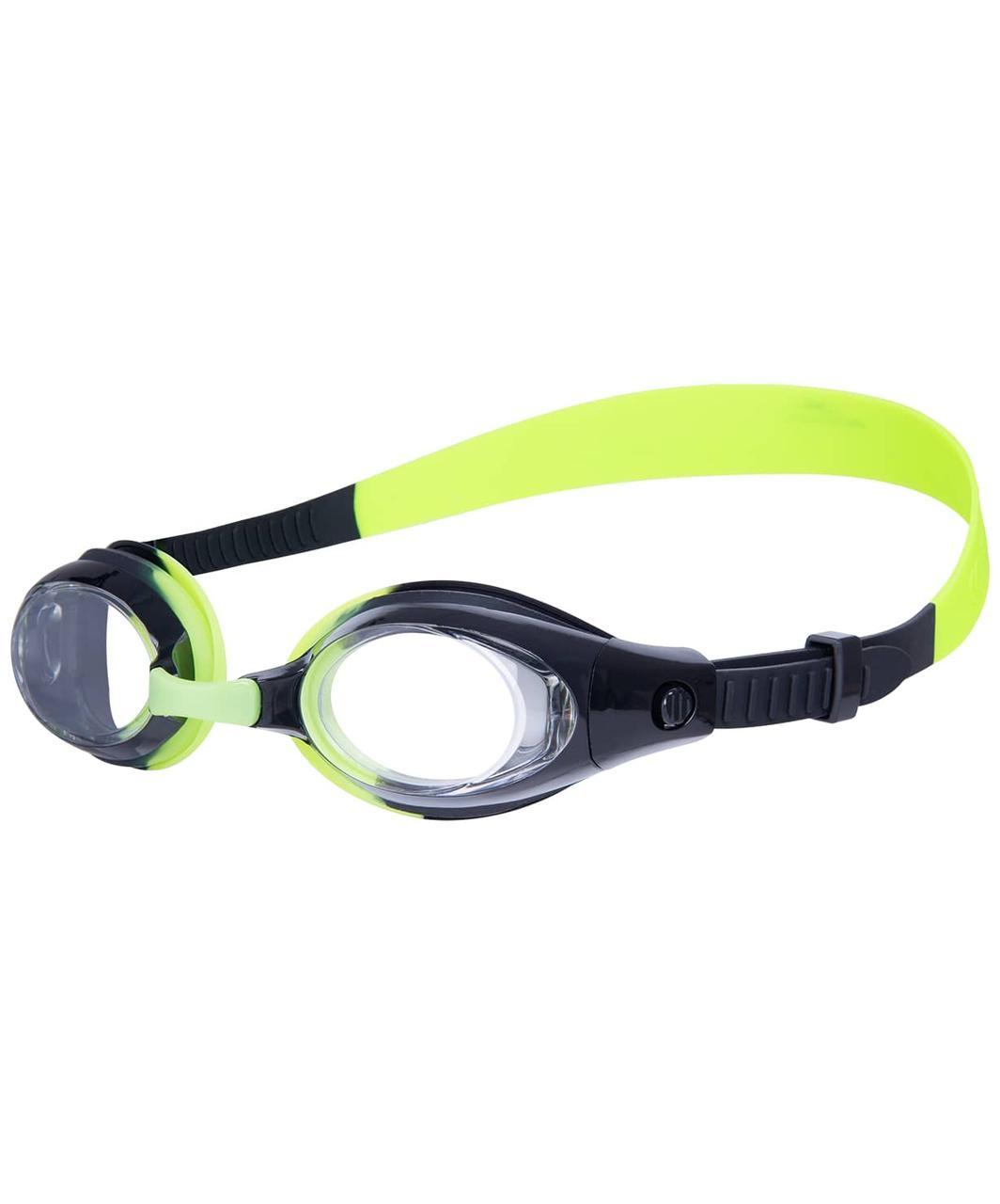 Очки для плавания Flappy Green/Black, детские 25Degrees