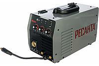 Сварочный аппарат инверторный п/а РЕСАНТА САИПА-200 220В 30-200А 70% 0.8-1мм 14.35кг, фото 1
