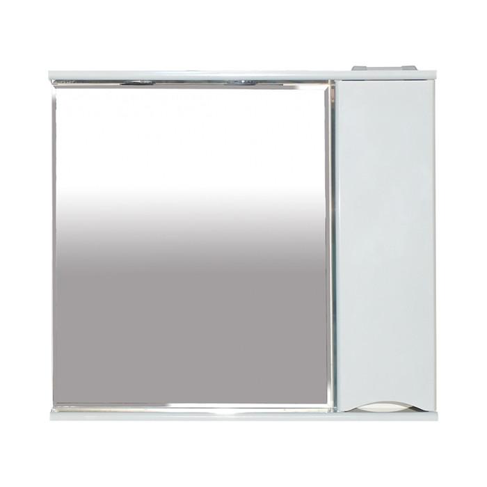 Элвис - 85 Зеркало (правое) свет белая эмаль - фото 1