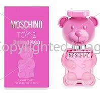 Moschino Toy 2 Bubble Gum туалетная вода объем 100 мл тестер (ОРИГИНАЛ)