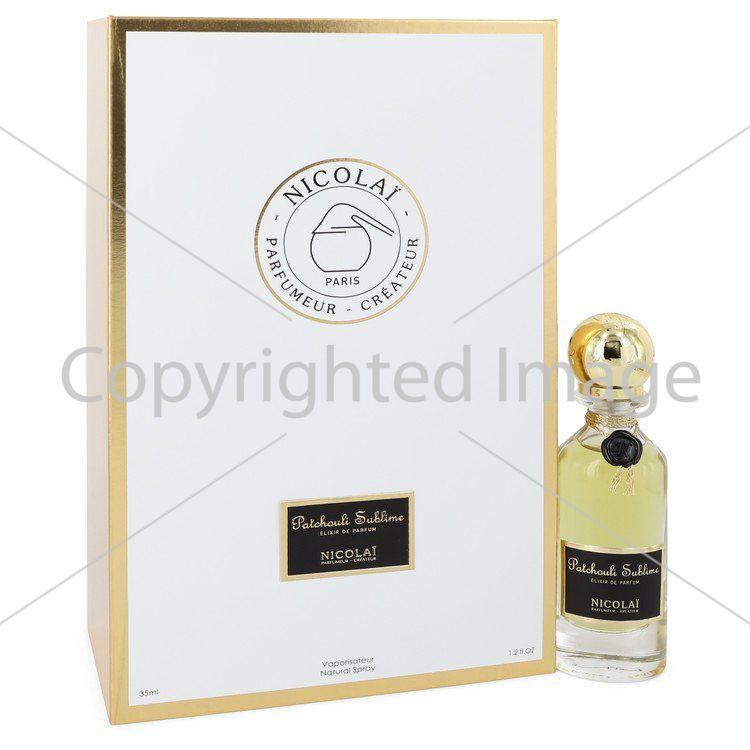 Parfums de Nicolai Patchouli Sublime духи объем 35 мл (ОРИГИНАЛ)
