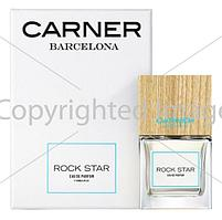 Carner Barcelona Rock Star парфюмированная вода объем 100 мл тестер (ОРИГИНАЛ)