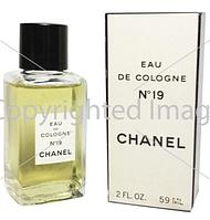 Chanel N19 одеколон винтаж объем 118 мл (ОРИГИНАЛ)
