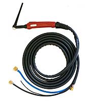 Aurora TIG 20 250A(100%) M12x1, 1/4G, 3/8G, 4m-вода (без управляющих разъемов)