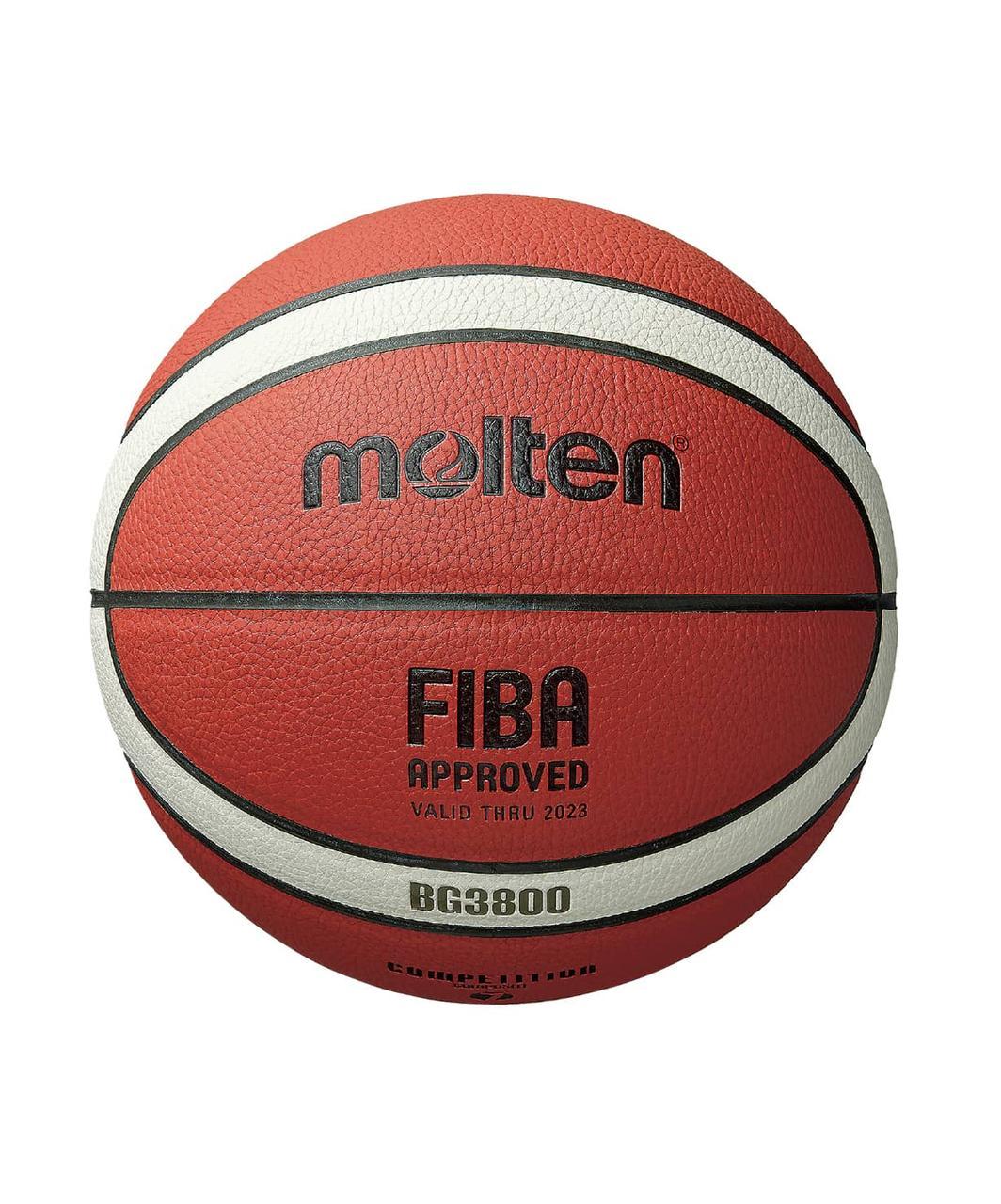 Мяч баскетбольный B7G3800 №7 Molten