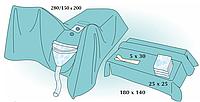 Комплект стерильный операционный одноразовый для трансуретральной резекции (ТУР)